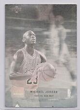 1992-93 UPPERDECK MCDONALDS MICHAEL JORDAN HOLOGRAM MVP CHICAGO BULLS