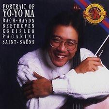 Yo-Yo Ma - Portrait Of Yo-Yo Ma [New SACD] Hong Kong - Import