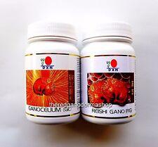 DXN Reishi Gano RG 90 + GL 90 Capsules Ganoderma Lucidum + Free Express Shipping