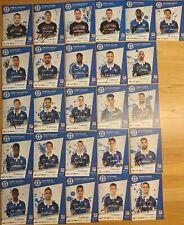 26 signierte Autogrammkarten SV Darmstadt 98 19/20 2019/20 2019/2020