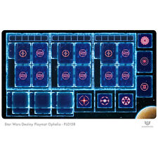 Star Wars Destiny Play Mat, Three Characters Game Mat - Ophelia (PL0158)