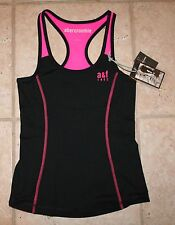 Nwt Abercrombie Girls Large Na 00006000 vy Pink Active Rapid Dry Tank Top Last One!
