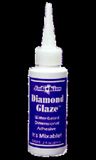 DIAMOND GLAZE-JudiKins Clear Dimensional/Adhesive/Sealer/Glue-Patera Jewelry