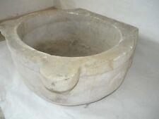 Antica Acquasantiera lavandino in marmo CHIESA '700