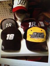 NASCAR HAT KYLE BUSCH MANY TO CHOOSE FROM