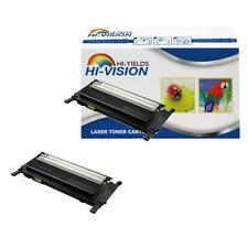 2PK Black Printer Toner Cartridge For Samsung CLP-310