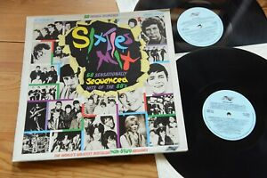 SXTIES MIX 60 Sensationally Sequenced Hits of the 60's 2 LP Stylus SMR 733