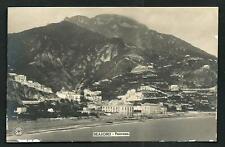 Maiori ( Salerno ) : panorama - cartolina non viaggiata,  primi '900