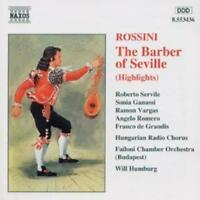 Gioachino Rossini : The Barber of Seville (Highlights) CD (1997) ***NEW***