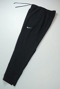 NIKE RUNNING Men's Woven Track Pant | Medium | Black | Gyakusou | NikeLab | TN