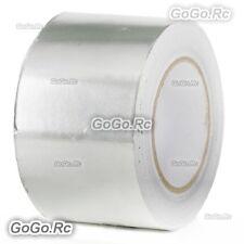 Aluminum Foil Heat Radiation Shield Tape Reflector Sealing Adhesive 80mm x 50m