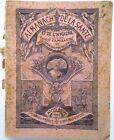 J 6523 LIBRO ALMANACH DE LA SANTE' ET DE L'HYGIENE PER L'ANNO 1893