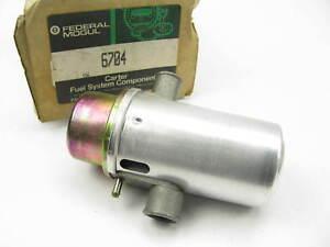 NOS Carter 6704 Air Bypass Diverter Valve - Ford D5DZ-9B289-A