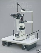 MIKO/MZL-2S/2 step magnification Slit Lamp Biomicroscope chin rest