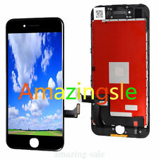 For iPhone 7 Black LCD Lens 3D Touch Screen Digitizer Assembly Replacement A++++