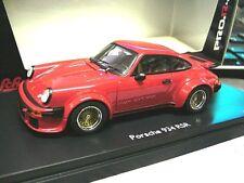 PORSCHE 911 Turbo 934 RSR rot red Resin Highenddetail Schuco Pro R Resin 1:43