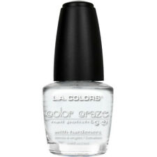 L. A. Colors - Moda Esmalte de Uñas Voltaje (Transparente) - 0.44 Fl. Oz. (13