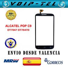 PANTALLA TACTIL CRISTAL ALCATEL POP C9 OT7047 OT 7047 7047D TOUCH DISPLAY NEGRO
