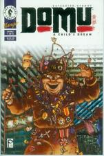 Domu - A Child's Dream # 1 (of 3) (Katsuhiro Otomo, 80 pages) (USA, 1995)
