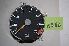 SL R129 Tacho Kombiinstrument Drehzahlmesser analog Bj 91 9121800910  OK zustand