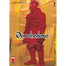 DOROHEDORO 1 - RISTAMPA - PLANET MANGA PANINI - NUOVO