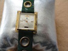 Buren 17 Jewels Vintage Mechanical Wind Up Ladies Watch