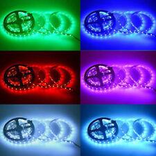 5M 5050 SMD RGB Flexible LED Stripe Streifen Licht 12V/5A 300 LED NO Wasserdicht