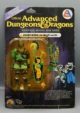 MOC 1983 tsr OGRE KING  Advanced Dungeons & Dragons action figure LJN sealed !!