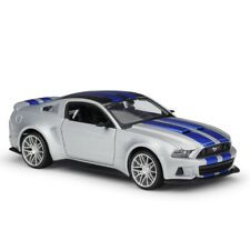 1:24 Scale Need For Speed 2014 Ford Mustang GT Street Racer Diecast Car Model