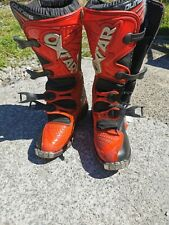 Motorcycle Boots Oxtar Black size 43 (UK size 9) good condition