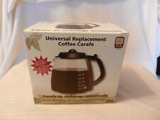 Universal Replacement Coffee Carafe 12 cups, fits most models