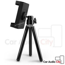 XTRONS Mini Mobile Cell Smart Phone Camera Tripod Stand Holder for Galaxy iPhone 5 4s