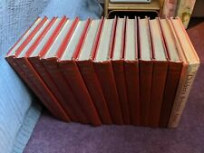 Full Set Childrens Encyclopedia Britannica 1960 12 Volumes with Annual