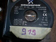 """Grundfos UPE  25-60  1"""" Heizungspumpe   180mm Baulänge  Umwälzpumpe"""