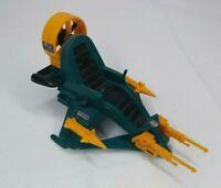 Vintage 1987 Hasbro GI Joe Cobra Dreadnok Air Skiff Missing Driver & His Weapons