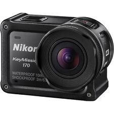 Nikon KeyMission 170 4K Action Camera - NIKON USA WARRANTY