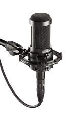 AUDIO-TECHNICA AT2035 AT-2035 STUDIO GROSSMEMBRAN MIKROFON MIKRO +SPINNE NEU/OVP