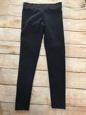 WOMEN'S NAVY BLUE THICK LEGGINGS SIZE SMALL