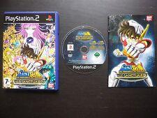 SAINT SEIYA Les Chevaliers Du Zodiaque LE SANCTUAIRE : JEU PLAYSTATION 2 PS2