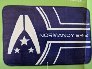 Mass Effect Normandy SR-2 Bath Mat - Loot Gaming Exclusive