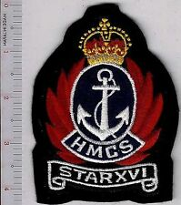 Canada Royal Canadian Navy RCN HMCS Star XVI (Z-016) Minesweeper Auxiliary
