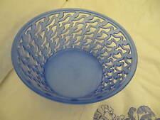 alessi blue bowl STEFANO GIOVANNORI 2000 RARE