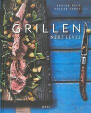 Beck: Grillen next Level BBQ/Barbeque/Rezepte/Grill-Buch/Kochbuch/Gourmet-Rezept