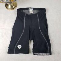 Pearl Izumi L Cycling Shorts Padded Technical Wear Tight Long Black