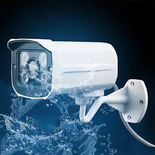 NTSC/PAL 3.6mm 4-LED Array Infrared Nightvision IR-CUT Waterproof Camera JL