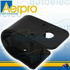 AERPRO BLACK 50mm BULLBAR MOUNT WRAP AROUND BRACKET ANTENNA UHF CB GME UNIDEN