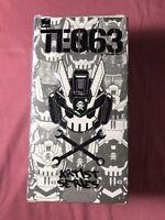 "TikkyWow x Quiccs x Martian Toys Teq63 Artist Series 6/"" Print Combo LE 75 RARE"