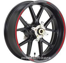 Adesivi Moto - adesivi cerchi per Ducati Multistrada 1200 Stripes