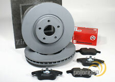 Ford Mondeo 4IV - Zimmermann Discos de Freno Pastillas para Delantero Trasero
