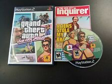 Grand Theft Auto: Vice City Stories PlayStation 2 Complete Cib